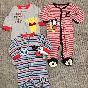 3-piece Disney Baby Sleeper Bundle
